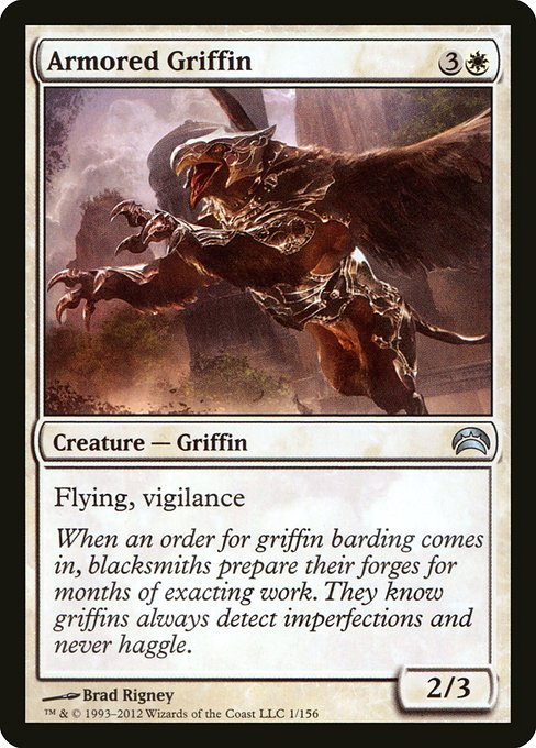 Armored Griffin (PC2)