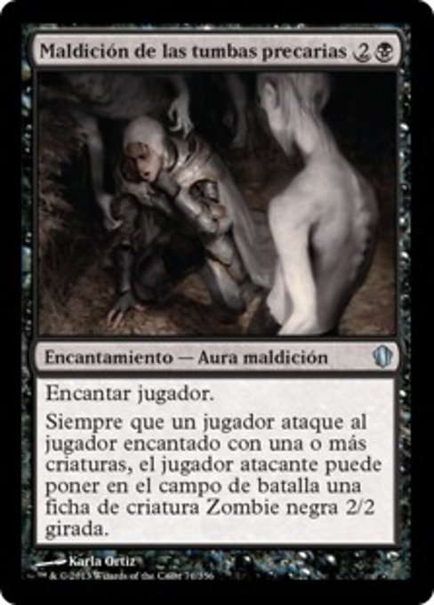 Curse of Shallow Graves (C13)