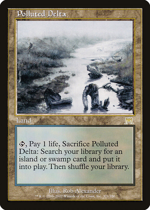 Polluted Delta (ONS)