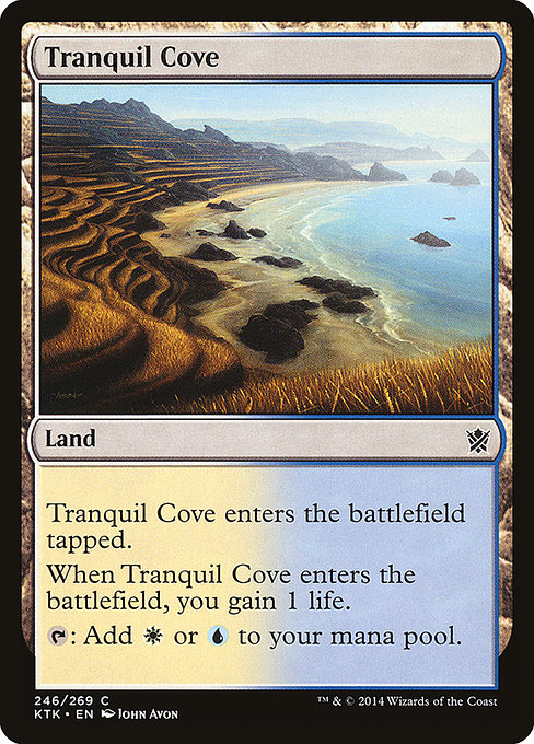 Tranquil Cove (KTK)