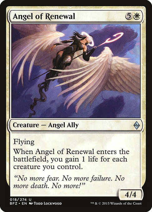 Angel of Renewal (BFZ)