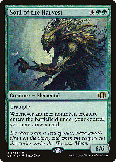 Soul of the Harvest (C14)