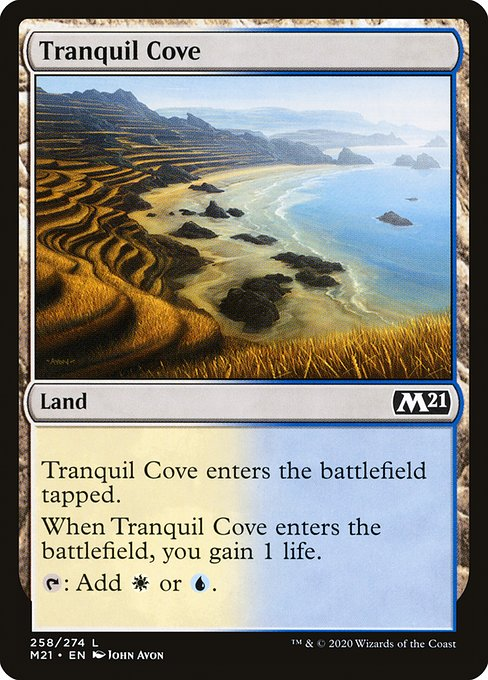 Tranquil Cove (M21)