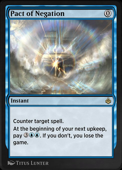 Pact of Negation (AKR)