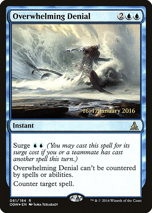 Overwhelming Denial (POGW)