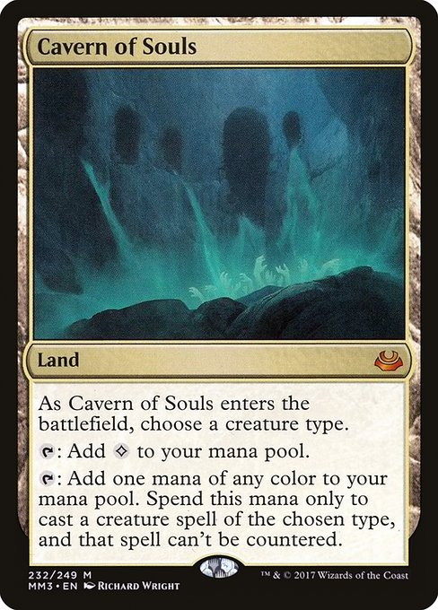 Cavern of Souls (MM3)