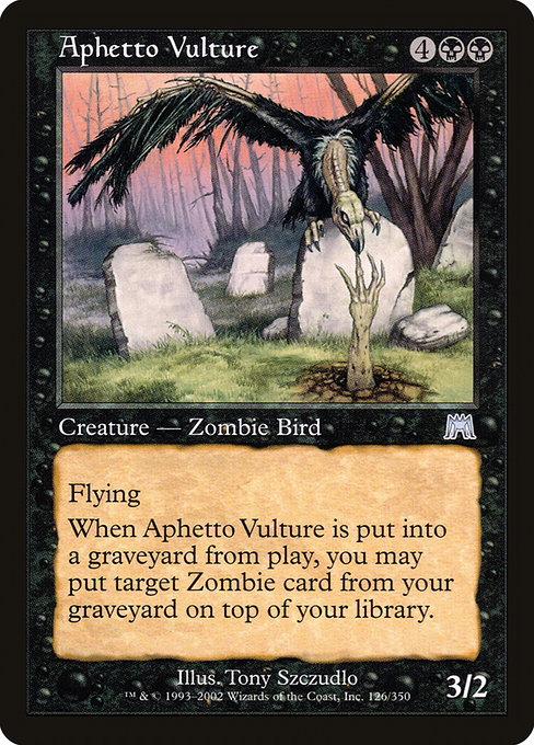 Aphetto Vulture (ONS)