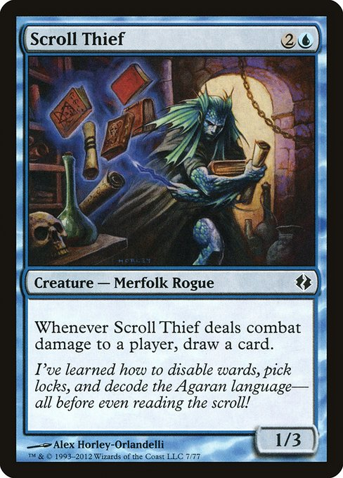 Scroll Thief (DDI)