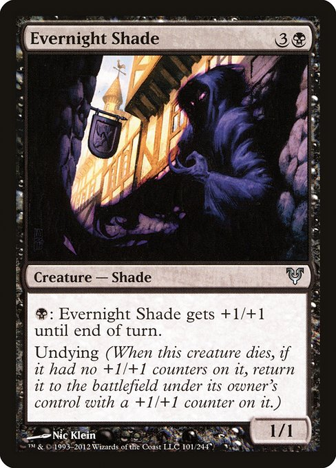 Evernight Shade (AVR)