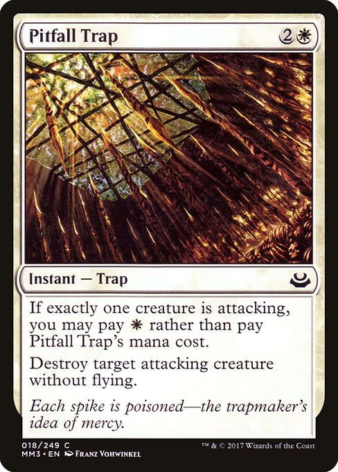 Pitfall Trap (MM3)