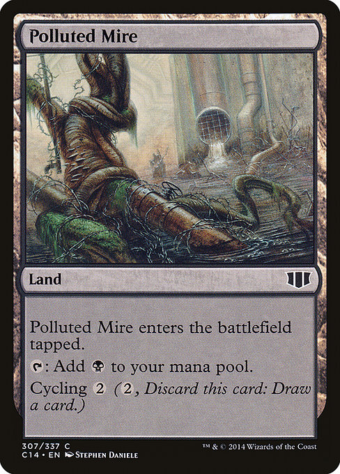Polluted Mire (C14)