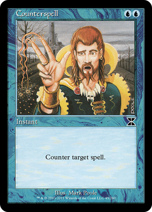 Counterspell (ME4)
