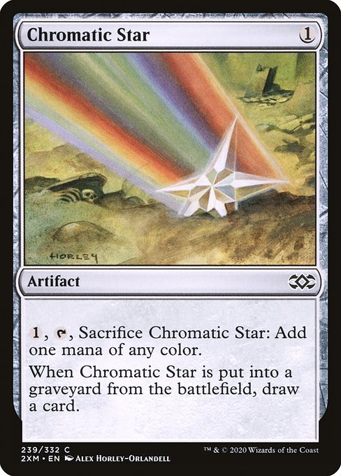 Chromatic Star (2XM)