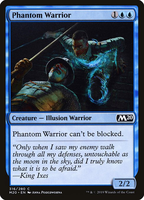 Phantom Warrior (M20)