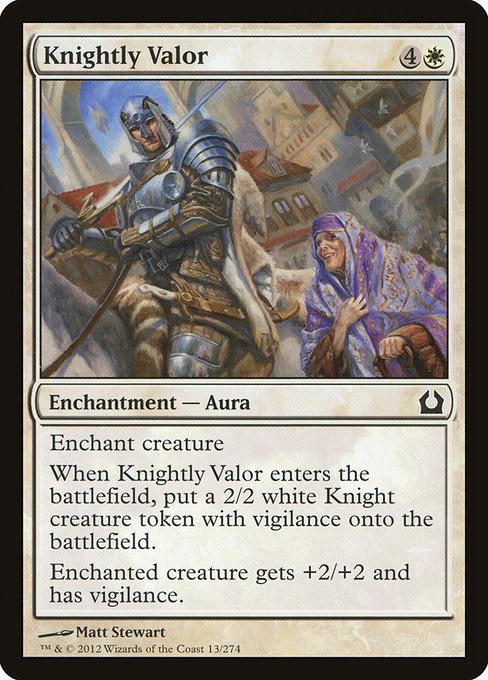 Knightly Valor (RTR)