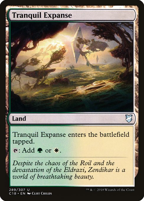 Tranquil Expanse (C18)