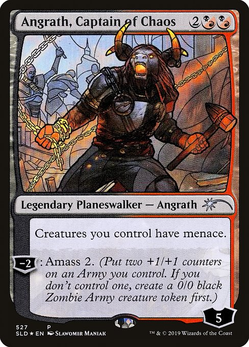 Angrath, Captain of Chaos (SLD)