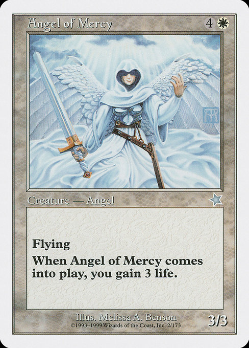Angel of Mercy (S99)