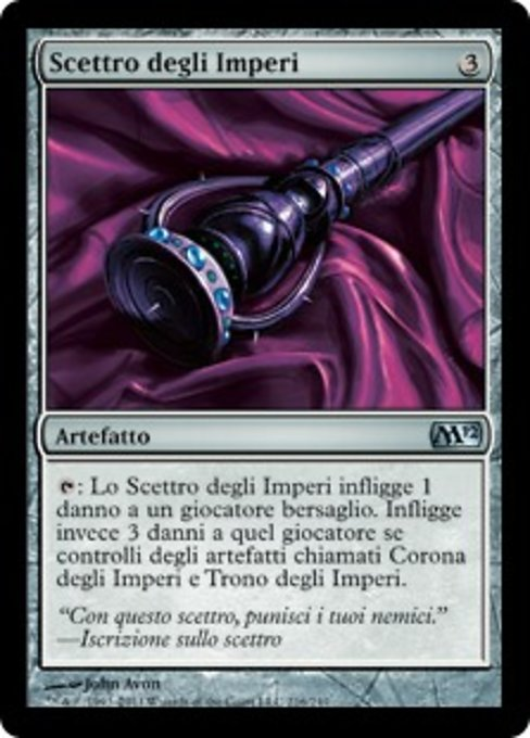 Scepter of Empires (M12)