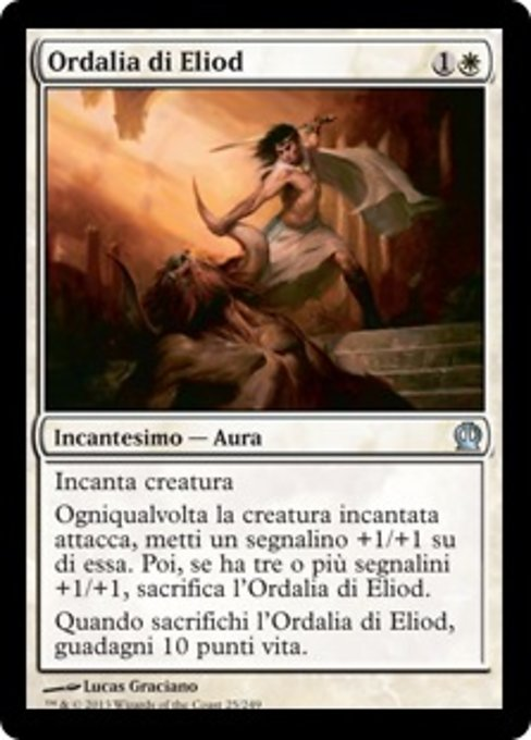 Ordeal of Heliod (THS)