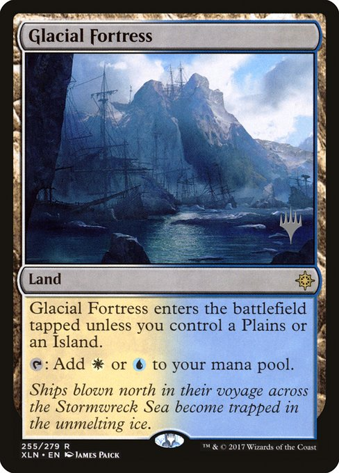 Glacial Fortress (PXLN)