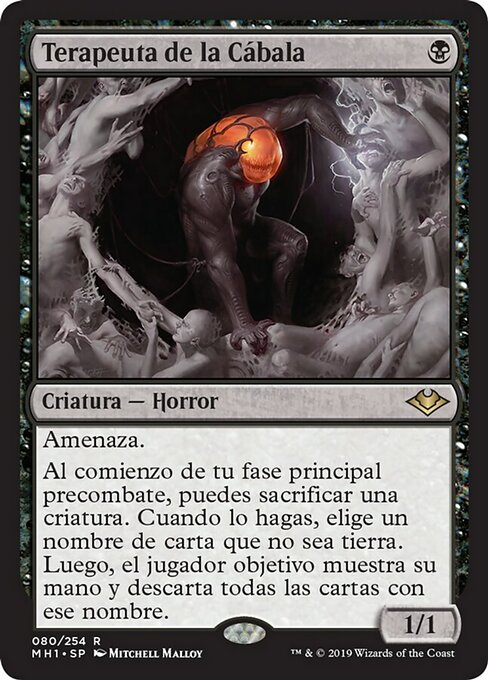 Cabal Therapist (MH1)