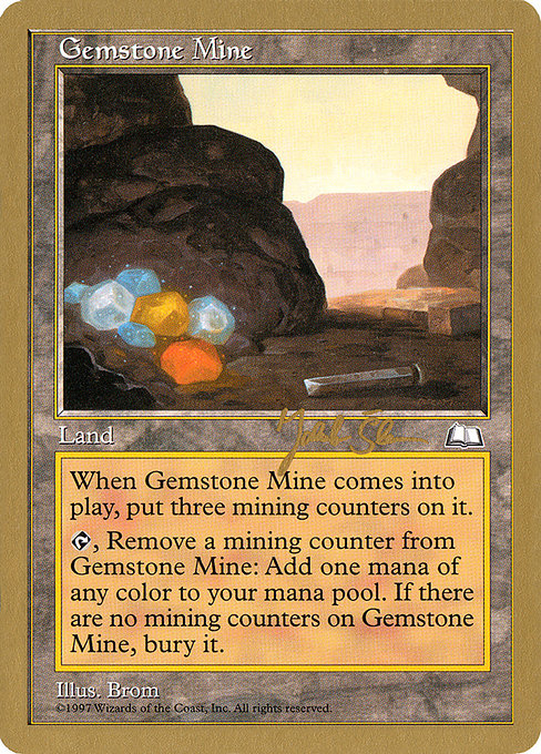 Gemstone Mine (WC97)