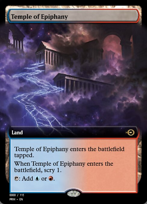 Temple of Epiphany (PRM)