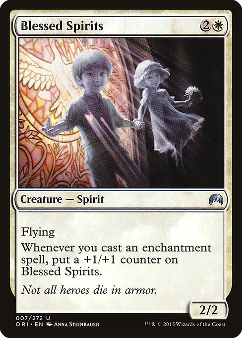 Blessed Spirits (ORI)