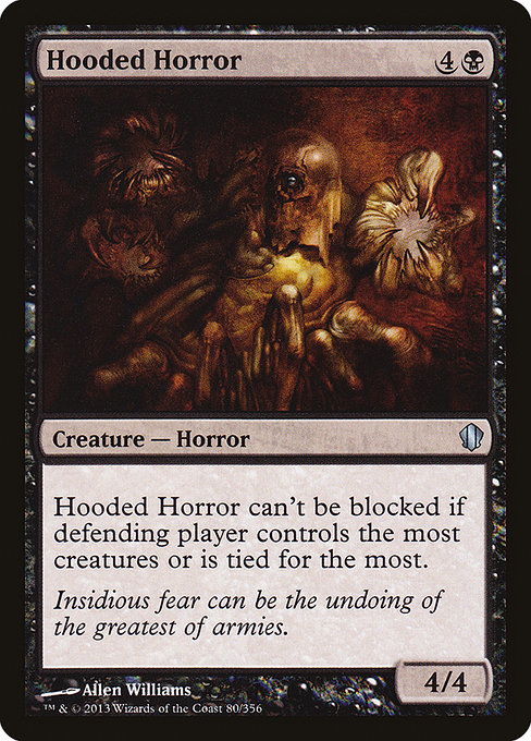 Hooded Horror (C13)