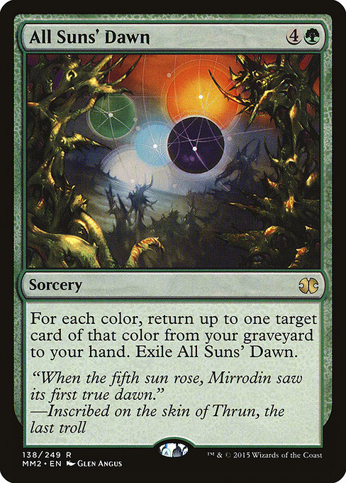 All Suns' Dawn (MM2)