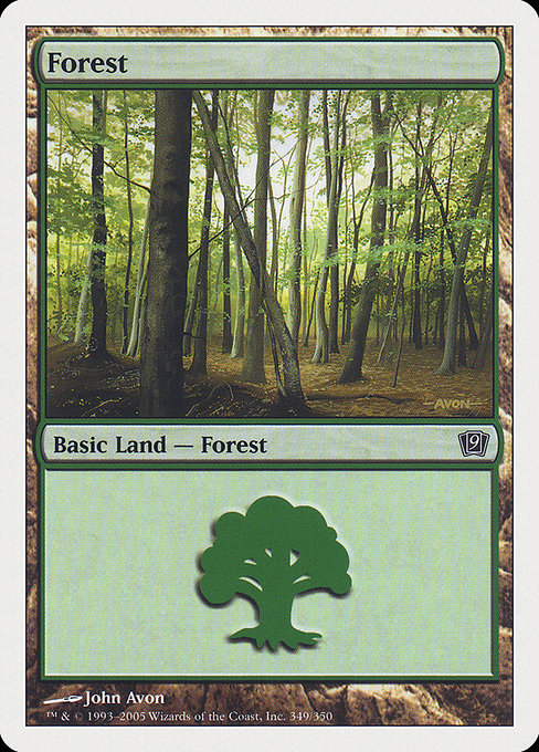 Forest - Ninth Edition