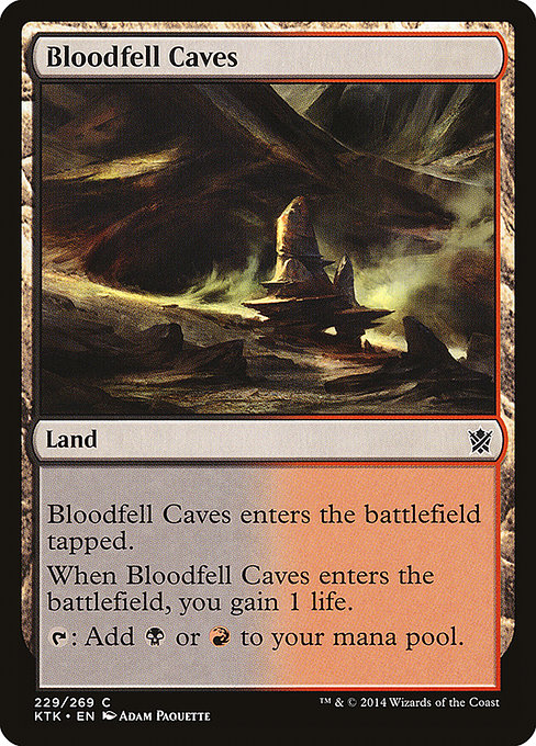 Bloodfell Caves (KTK)