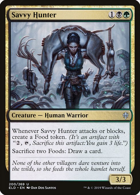 Savvy Hunter (ELD)