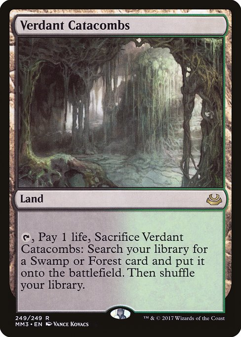 Verdant Catacombs (MM3)