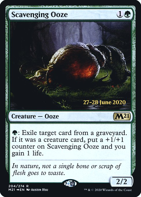 Scavenging Ooze (PM21)