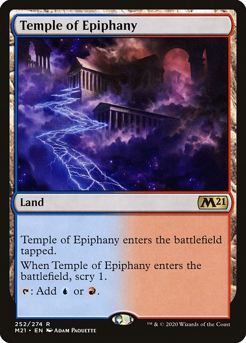 Temple of Epiphany (M21)