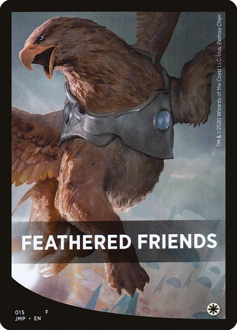Feathered Friends (FJMP)