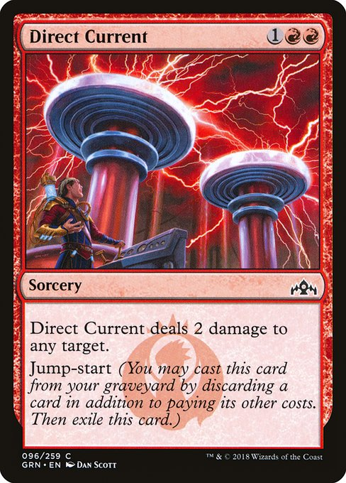 Direct Current (GRN)
