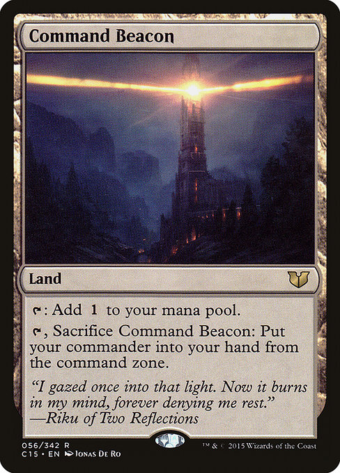 Command Beacon (C15)
