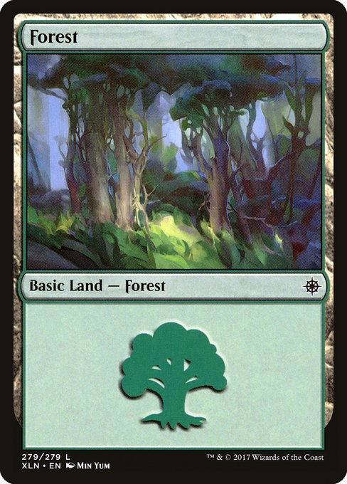 Forest (XLN)