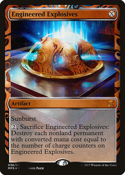Engineered Explosives (MPS)