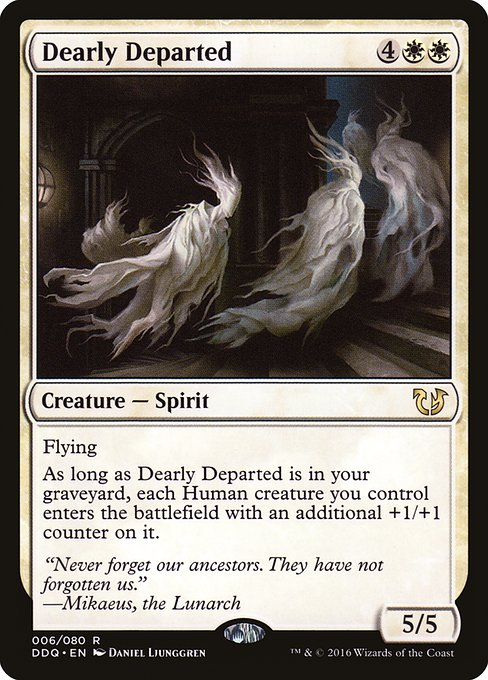 Uncommon 032//080 Cursed - Blessed vs 4 x Sharpened Pitchfork