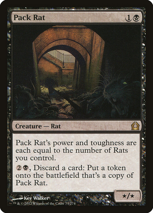 Pack Rat (RTR)