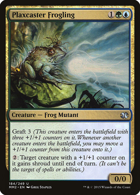 Plaxcaster Frogling (MM2)