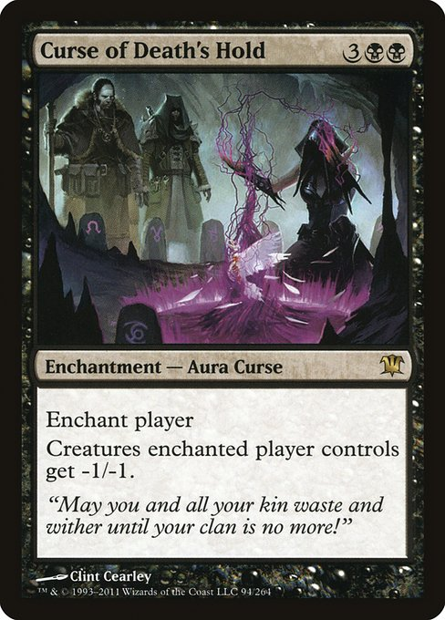 Curse of Death's Hold (ISD)