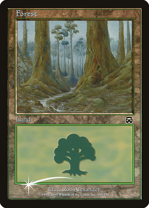 Forest (PAL00)