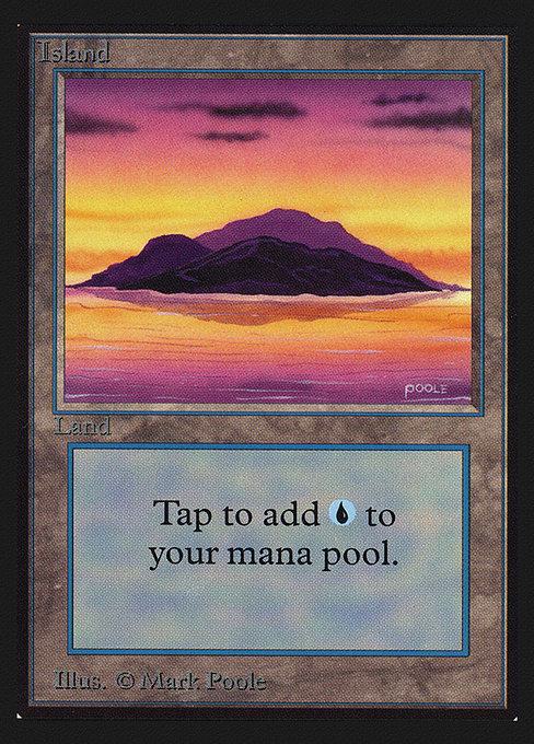 Island - Buy MTG Cards