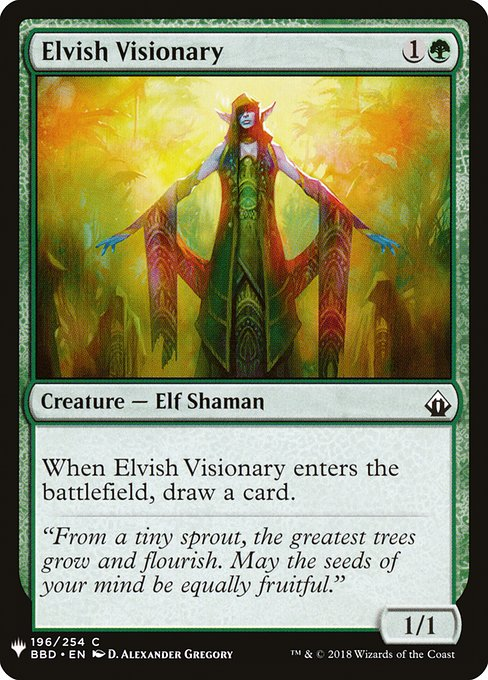 Elvish Visionary (MB1)