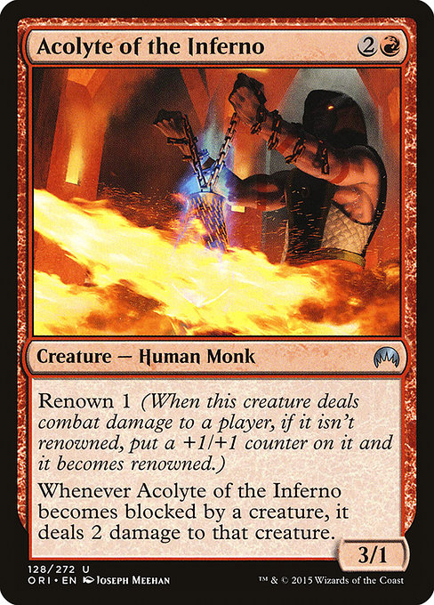 Acolyte of the Inferno (ORI)